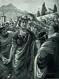 Flamininus declares Greece free