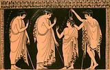 Mysteries of Eleusis - Initiation
