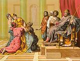 Ahasuerus and Queen Esther