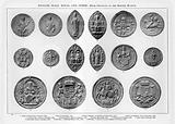 English seals, Royal and other