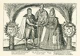 Henry IV and Mary de Medicis
