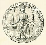 Seal of King John of England