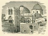 Jerusalem: Church of the Sepulchre