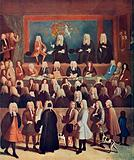 The court of Chancery in the Reign of George I