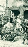 The assassination of Regent Moray at Linlithgow