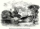 The Palace of Linlithgow, as now Existing