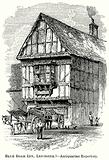Blue Boar Inn, Leicester. – Antiquarian Repertory