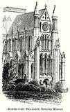 North-West Transept, Beverley Minster