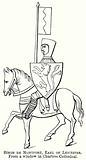Simon de Montefort, Earl of Leicester
