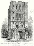 Gate of the Abbey Church, St Edmundsbury