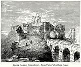 Corfe Castle, Dorsetshire