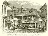 The Tabard Inn, Sourthwark