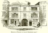 House at Thame in which Hampden Died