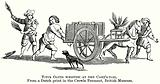 Titus Oates Whipped at the Cart's-Tail