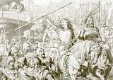 How Hereward turned Berserker