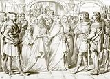 Hereward recognises Alftruda