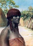 Pondo girl: South Africa