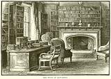 The Study at Hawarden