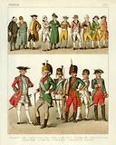 French Costume 1700