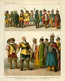 Miscellaneous Costumes 1600