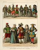 German Costume 1600