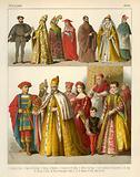Italian Costume 1500