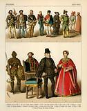 Spanish Costume 1500-1600