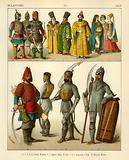 Sclavonic Costume 1400