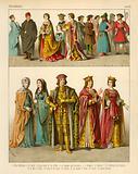 Spanish Costume 1400