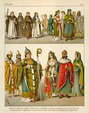 Italian Costume 1200