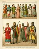French Costume 1100