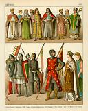 German Costume 1100