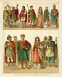 Franks 800 AD