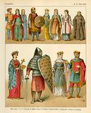 Franks 700-800 AD
