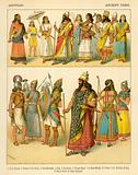 Assyrian Costumes