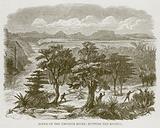 Scene on the Umgenie River – Hunting the Koodoo