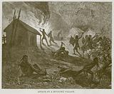 Attack on a Mpongwe Village