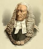 Lord Chief Justice Cockburn