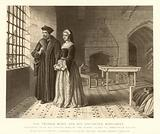 Sir Thomas More and his daughter Margaret