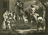 Hudibras, leading Cromdero in triumph