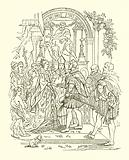 Marriage of Henry IV and Mary de Medicis