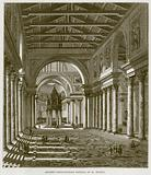 Ancient Constantinian Basilica of St Peter's