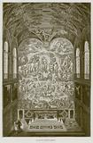 Altar of Sixtine Chapel