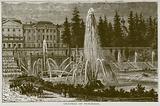 Chateau of Peterhof