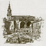 Vittoria: Plaza de la Constitucion