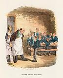 Illustration for Oliver Twist