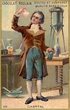 Jeanne-Antoine Chaptal, Chemist