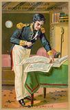 Dumont D'Urville, French Navigator