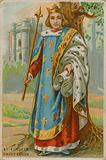 King Louis IX, Saint Louis