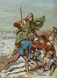 The Death of Charles the Rash, Duke of Burgundy